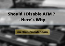 Should I Disable AFM – Here's what you must know!