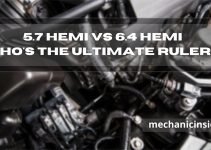 5.7 Hemi vs 6.4 Hemi – Who is The Ultimate Ruler ?