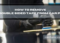 How To Remove 3m Double Sided Tape From Car Paint – No Non-Sense!